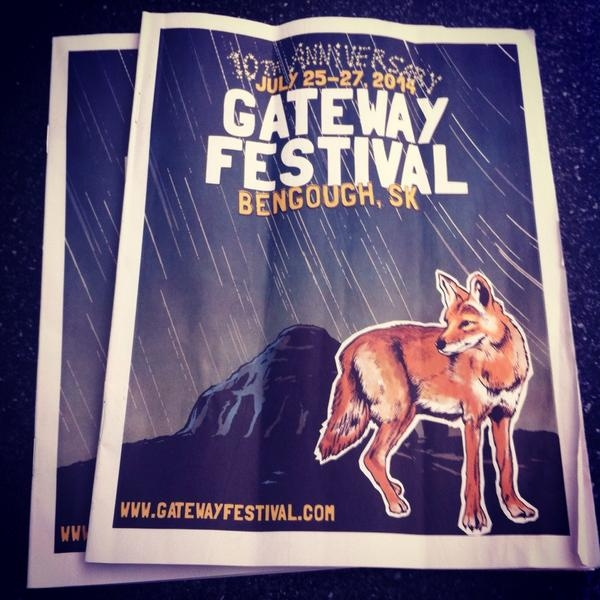 Gateway Festival Program 2014