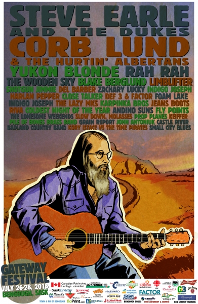 Gateway Festival Poster 2013