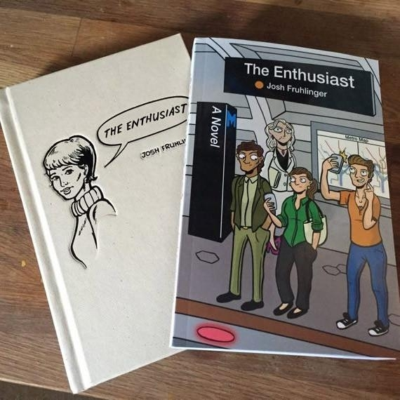 """""""The Enthusiast"""" by Josh Fruhlinger"""